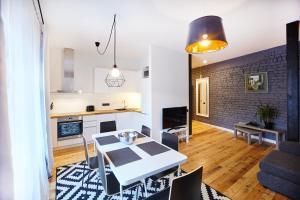 Apartmán Ex Factory apartment Riga Lotyšsko