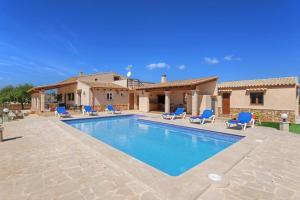 Cala Mondrago Villa Sleeps 6 Pool Air Con WiFi - Cala Mondrago