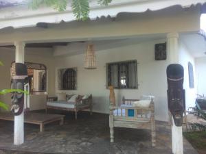 Pashmina House, B&B (nocľahy s raňajkami)  Watamu - big - 35