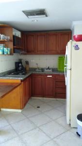 Penon Del Rodadero, Apartmanok  Santa Marta - big - 81