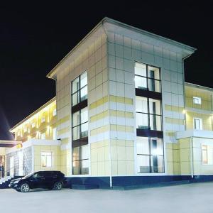Hotel Ulan-Ude - Oymur