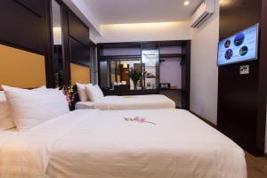 Hanoi Space Hotel, Отели  Ханой - big - 80
