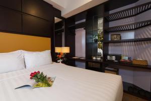 Hanoi Space Hotel, Отели  Ханой - big - 76