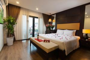 Hanoi Space Hotel, Отели  Ханой - big - 1