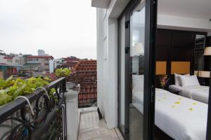Hanoi Space Hotel, Отели  Ханой - big - 43