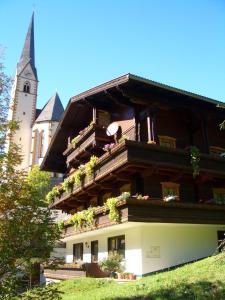 Apartmán Ferienhaus Unterkircher Heiligenblut Rakousko