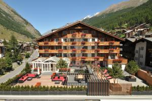 Hotel Couronne Superior, Hotels - Zermatt