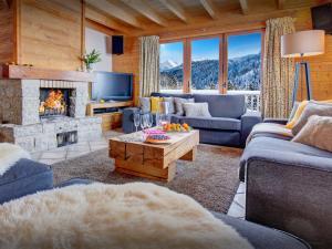 Location gîte, chambres d'hotes Chalet Morclan - OVO Network dans le département Haute Savoie 74