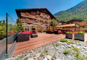 Hotel Couronne Superior, Hotel  Zermatt - big - 60