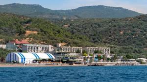 Отели Турции с пляжем Голубой флаг