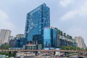 Апартамент Xi'an Yanta·High-tech CBD· Locals Apartment 00168560