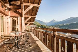 Chalet luxe GRAND DUC - Montriond