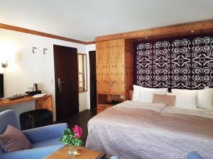 Hotel Mirabeau, Отели  Церматт - big - 10