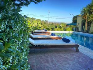 Descanso las Tres Marias, Hotels  Villa Carlos Paz - big - 42