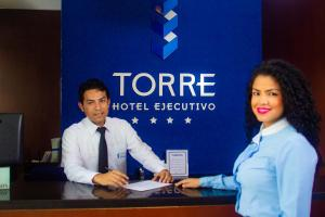 Torre Hotel Ejecutivo, Отели  Санта-Крус-де-ла-Сьерра - big - 34