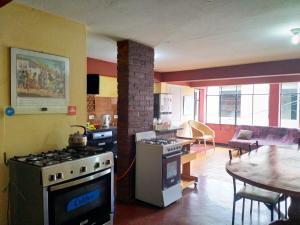 Hostal Campo Base Huaraz, Bed and Breakfasts  Huaraz - big - 28
