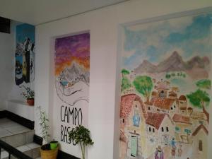 Hostal Campo Base Huaraz, Bed and Breakfasts  Huaraz - big - 23