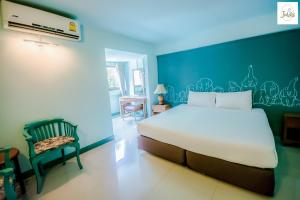 Juldis Khao Yai J2 Hotel, Hotely  Mu Si - big - 53