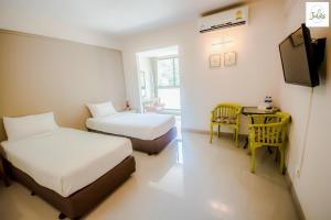 Juldis Khao Yai J2 Hotel, Hotely  Mu Si - big - 40