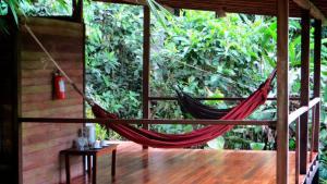 Huella Verde Rainforest Lodge, Chaty v prírode  Canelos - big - 8