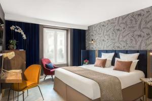 Best Western Premier Opéra Opal, Hotely  Paříž - big - 6