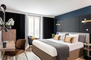 Best Western Premier Opéra Opal, Hotely  Paříž - big - 9