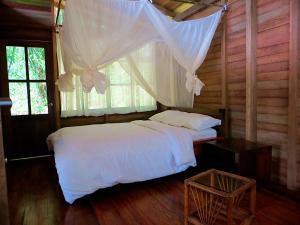 Huella Verde Rainforest Lodge, Chaty v prírode  Canelos - big - 10