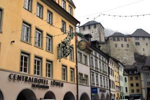 Central Hotel Löwen - Feldkirch