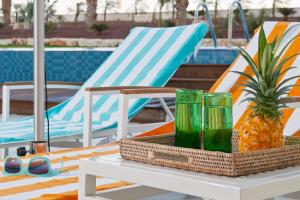 Herods Dead Sea – A Premium Collection by Fattal Hotels, Szállodák  Neve Zohar - big - 22