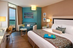Herods Dead Sea – A Premium Collection by Fattal Hotels, Szállodák  Neve Zohar - big - 45