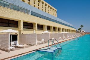 Herods Dead Sea – A Premium Collection by Fattal Hotels, Szállodák  Neve Zohar - big - 44