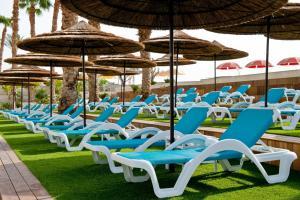 Herods Dead Sea – A Premium Collection by Fattal Hotels, Szállodák  Neve Zohar - big - 28