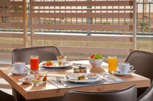 Herods Dead Sea – A Premium Collection by Fattal Hotels, Szállodák  Neve Zohar - big - 18