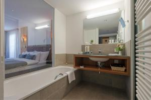 Hotel Mirabeau, Отели  Церматт - big - 26