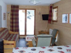Apartment 4 pieces 6/8 personnes 48 m²