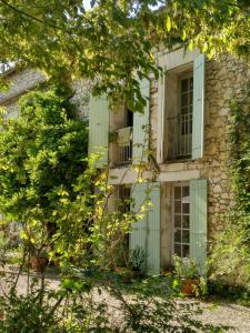 Le Mas d'Hermès - Accommodation - Plan-d'Orgon