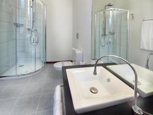 Hotel Rio Garni, Hotely  Locarno - big - 32