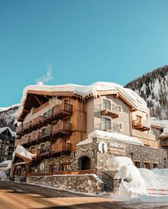 Avancher Lodge - Apartment - Val d'Isère