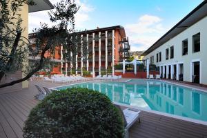 Club Hotel e Residence La Vela, Szállodák  Nago-Torbole - big - 1