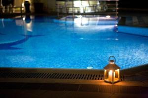 Stratos Hotel, Hotely  Afitos - big - 52