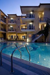 Stratos Hotel, Hotely  Afitos - big - 53
