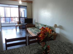 Flat Via Venetto Meirelles, Apartmány  Fortaleza - big - 3
