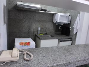 Flat Via Venetto Meirelles, Apartmány  Fortaleza - big - 23