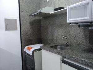 Flat Via Venetto Meirelles, Apartmány  Fortaleza - big - 24