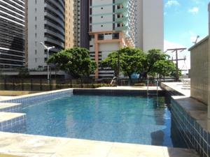 Flat Via Venetto Meirelles, Apartmány  Fortaleza - big - 26