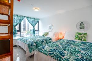 Changlong Star Loft Apartment, Apartmanok  Kuangcsou - big - 32