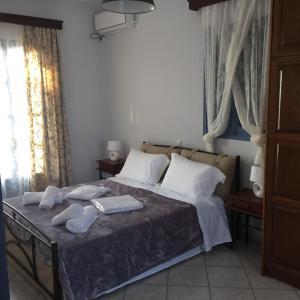 Alisaxni Resort, Aparthotels  Akrotiri - big - 41