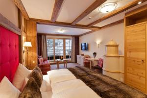 Chalet Gletscherblick - Hotel - St. Anton am Arlberg
