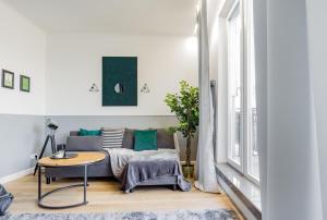 Warsaw Center Apartment