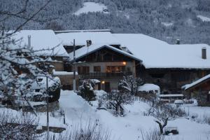 Accommodation in La Côte-d'Aime